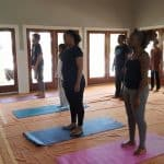 Free beginning Yoga sessions in Charlotte