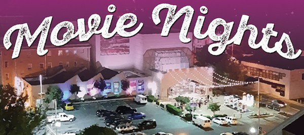 movie nights spirit square