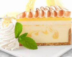 Half-price slices at The Cheesecake Factory for two days