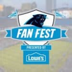 Change to Carolina Panthers Fan Fest--reserve free ticket for admission