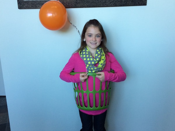 hot-air-balloon-costume  sc 1 st  Charlotte On The Cheap & 100 cheap and easy DIY Halloween costumes - Charlotte On The Cheap