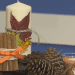 Easy, frugal DIY Thanksgiving decorations