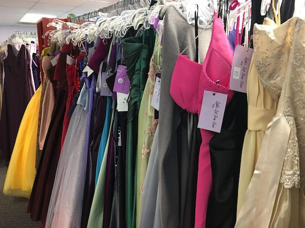 Free Prom Dresses And More At Lydias Loft Prom Closet Charlotte