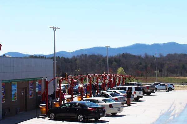 Car Wash Huntersville