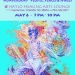Haylo Healing Arts Lounge: Exhibition party for Susan Card's Wonderland–People, Places & Spaces