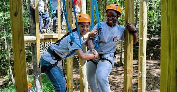 Inexpensive summer camps for teens