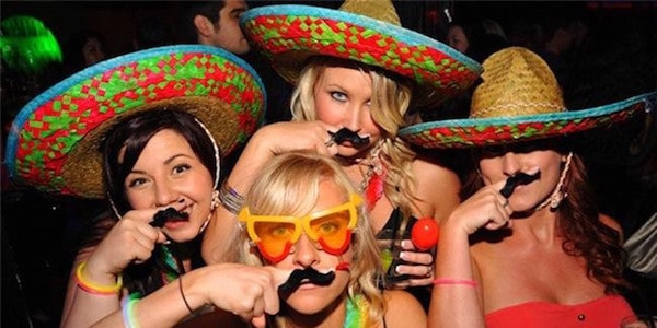 Image result for cinco de mayo party