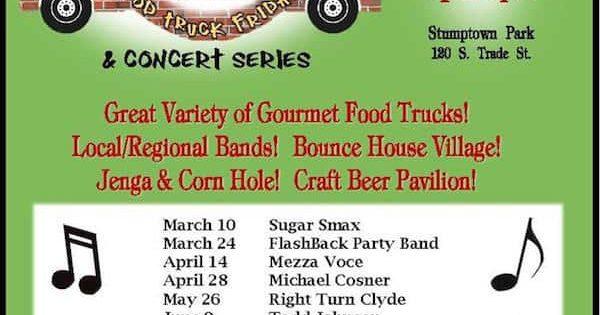 Matthews Food Truck Friday And Concert Series