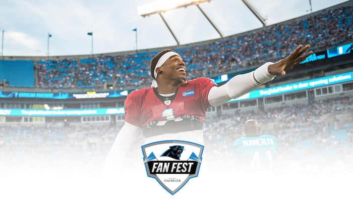 Panthers Fan Fest Tickets Go On Sale Saturday Charlotte