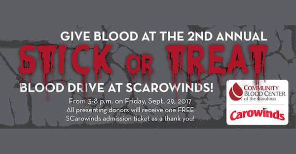 SCarowinds is not recommended for children under the age of Parents should supervise their child throughout their time at SCarowinds. Does my ticket include admission to Carowinds during the day? No. SCarowinds is a special ticketed event. Carowinds will close prior to SCarowinds opening. Guests must have a SCarowinds ticket to enter.