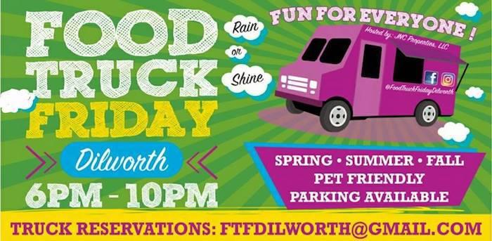 Food Truck Friday Charlotte