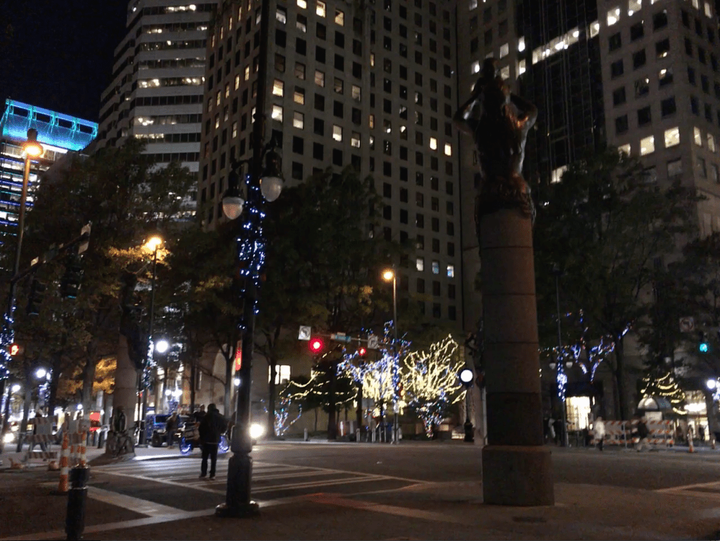 uptown charlotte christmas