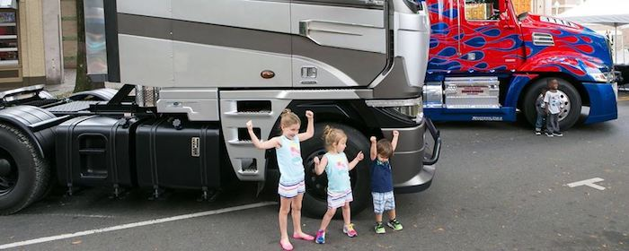 Touch A Truck Festival At Cpcc S Merancas Campus Charlotte On The