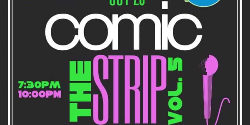 The Comic Strip Comedian Tournament Charlotte On The Cheap