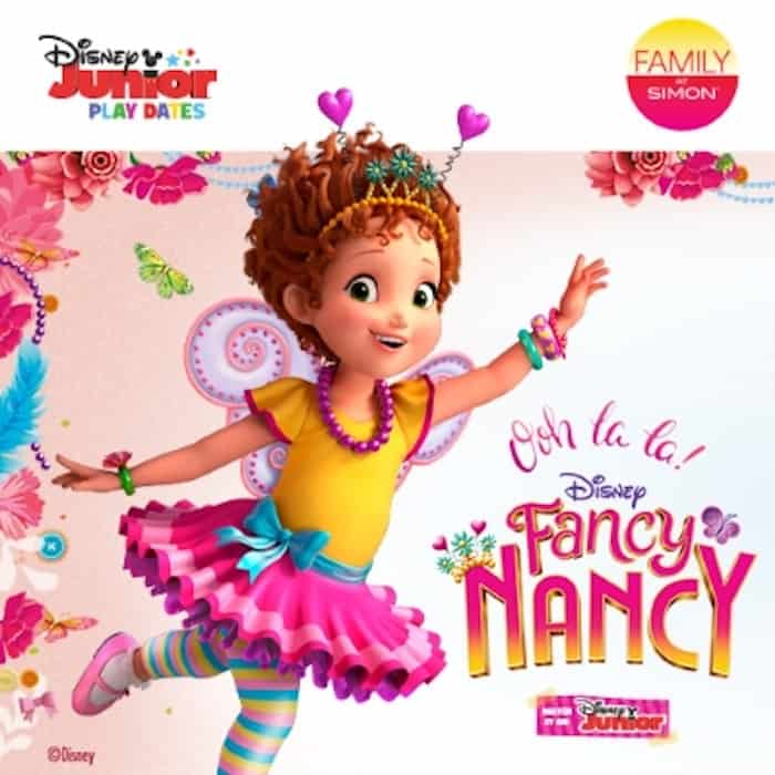 It's just a graphic of Transformative Fancy Nancy Images