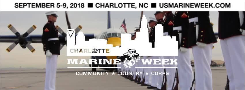 free events during marine week workouts demos parade ceremonies more charlotte on the cheap. Black Bedroom Furniture Sets. Home Design Ideas