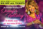 Discounted tickets for An Evening with Jennifer Holliday
