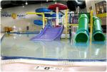 Free swimming lessons for kids at Ray's Splash Planet
