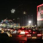 Speedway Christmas at Charlotte Motor Speedway