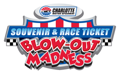 Black Friday event at Charlotte Motor Speedway