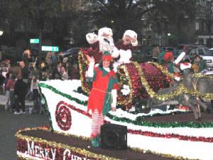 Concord Christmas Parade 2012