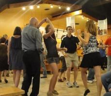 Charlotte swing dancing