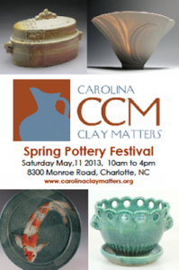 spring pottery festival