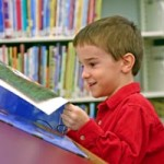 Kids: win prizes from library for reading this summer