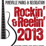 Pineville Rockin' and Reelin' 2013