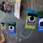Arts and crafts fall festival at Small Hands, Big Art