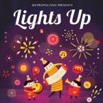 Lights Up holiday event at Metropolitan