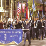 """Salute to Veterans"" Parade"