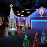 Most spectacular Christmas light displays in the Charlotte area