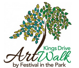 Kings Drive Art Walk