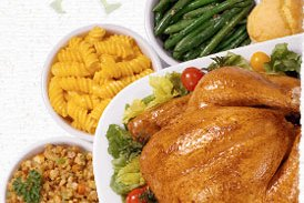 Boston Market family meal