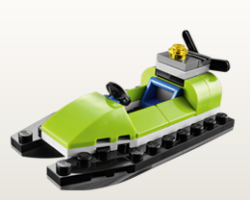 Free LEGO Mini Model Build