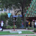 Free music, dance and more at Carolina Theatre Pocket Park
