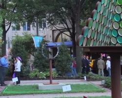 Free music, dance and more at Carolina Theatre Pocket Park
