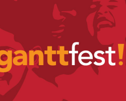 Ganttfest -- art and cultural event