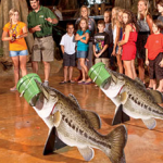 Free activities & food Labor Day Weekend at Bass Pro Shops