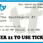Free tickets to show at Amos' Southend