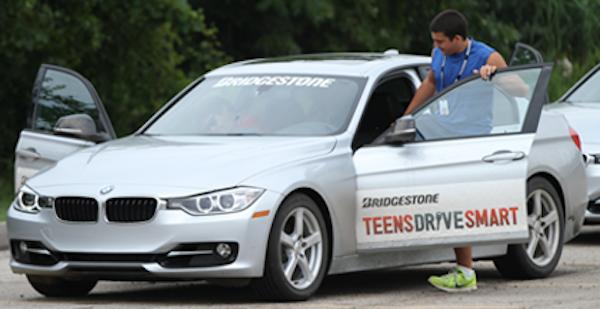 bridgestone teen drive smart