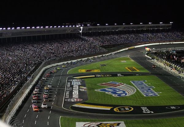 Free tickets bank of america 500