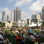 Free Charlotte Symphony concert & movie at Romare Bearden Park