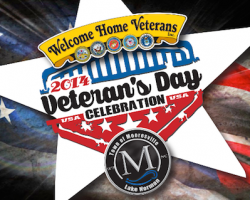 Veterans Day parade and celebration in Mooresville