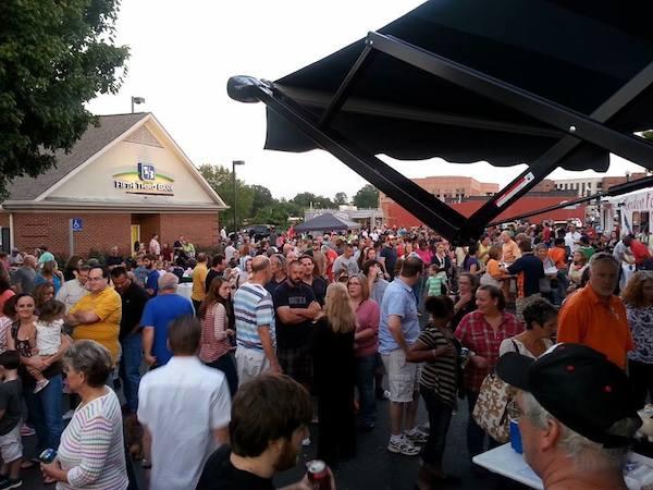 davidson food truck rally