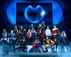 Contest: Win 4 tickets to Marvel Universe Live!