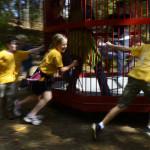 Go to Daniel Stowe's new Children's Garden for half price