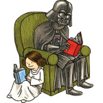 Star War Reads Day at Spandex City Comics
