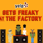 Free: Yelp Gets Freaky at NC Music Factory